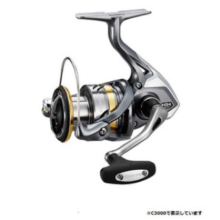 Shimano 17 SEDONA C2000HGS Spinning REEL Fishing Japan New