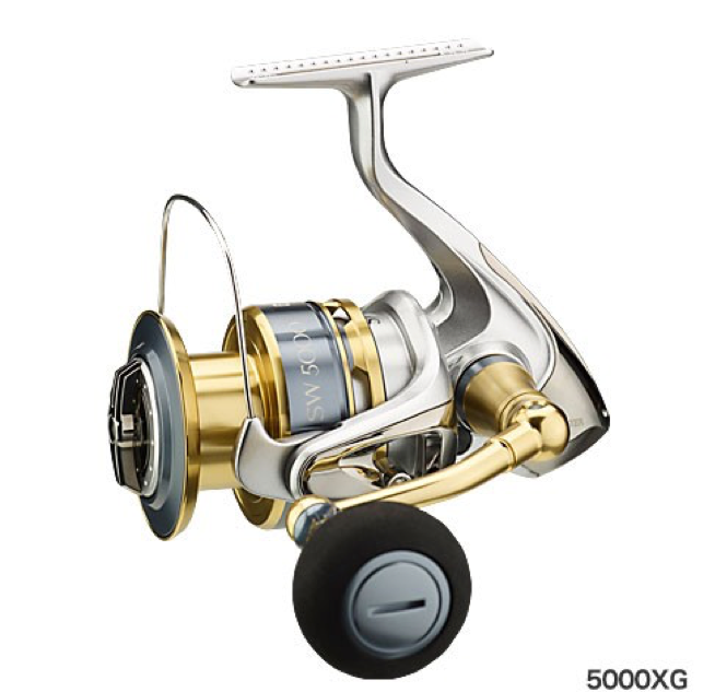 Recommend Shimano Spinning reel Biomaster SW for Jigging - Asian