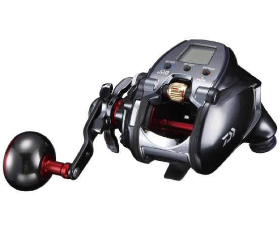 fe94fce7587 Recommended! Check the English manual of Daiwa electric reel ...