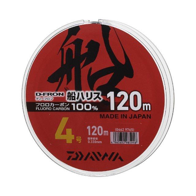 Daiwa D Fluorocarbon Harris 16-120 - Asian Portal Fishing ...